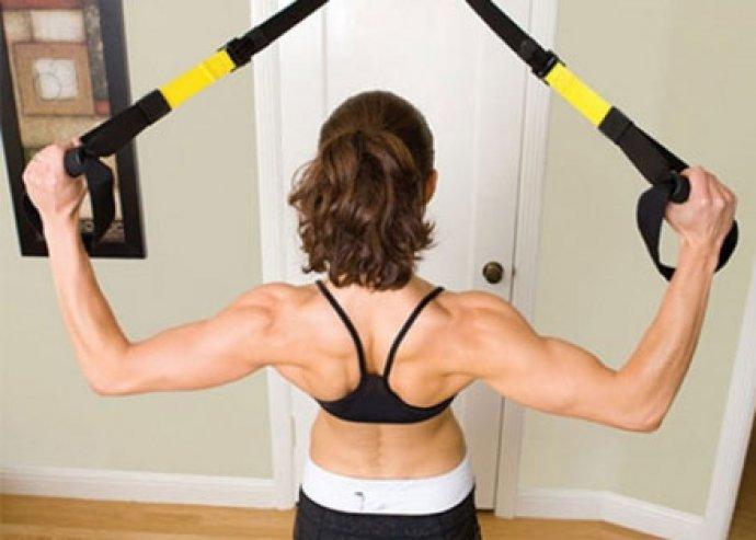 Just Up Gym felfüggesztéses edzőszalag, javítja a funkcionális erőnlétet, az egyensúlyt és stabilitást