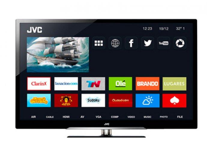 HD-moziélmény otthonodban! Ultravékony, 82 cm-es JVC LED Smart TV ingyenes kiszállítással