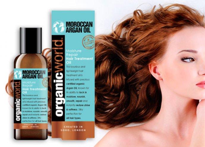 Argán olaj, tápláló és mélyhidratáló hatású, különösen érzékeny bőrre, hajra és körömre, 100 ml-es kiszerelés