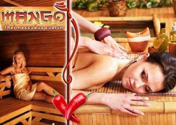 Mango thai masszázs és halpedikűr