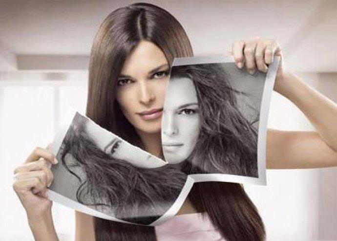 Sima és egészséges haj , Lisse Design terápia