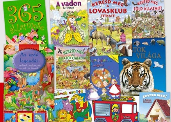 Könyvutalvány minden könyvre