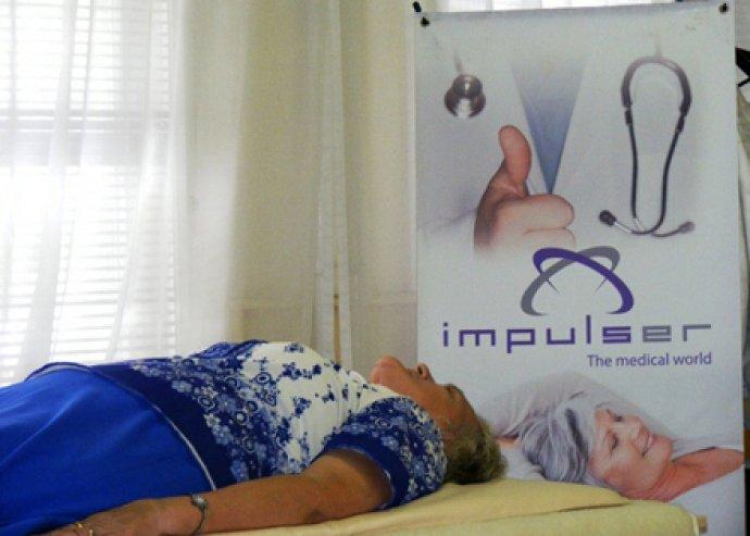 3 alkalmas Impulser mágnesterápiás kezelés 5.200 Ft-ért