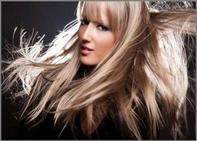 Keratinos tartós hajkiegyenesítés bármilyen hosszú hajra