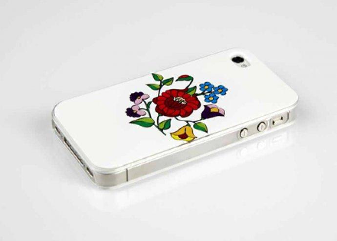 Kalocsai mintás Iphone tok