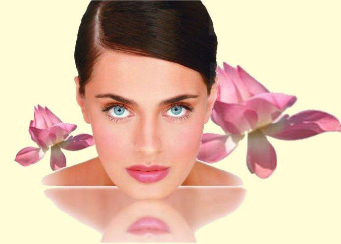 Hyaluronsavas ultrahang kezeléssel + kollagénes arcpakolással