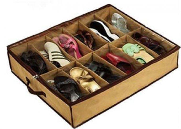 Shoes Under 12 rekeszes Cipőtároló