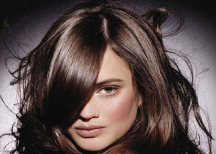 Mosás, vágás, szárítás, hajszerkezet újjáépítő pakolással