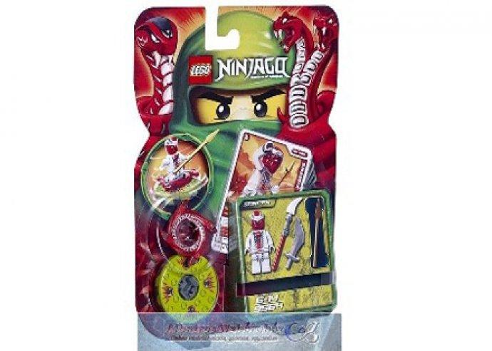 Snappa - LEGO Ninjago 9564
