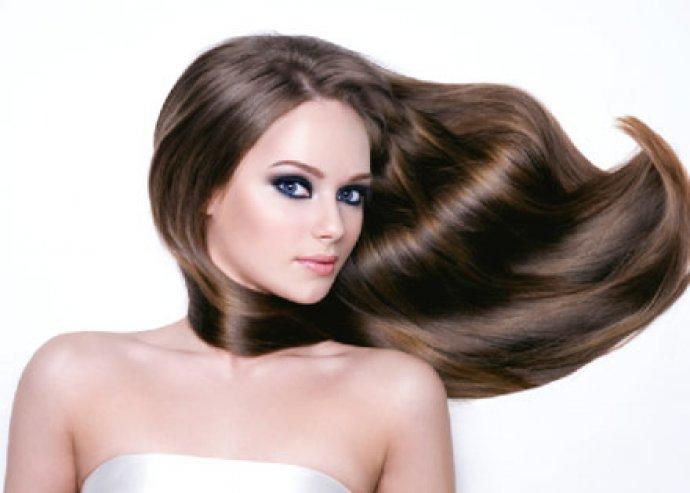 Hajmosás hajvágással, olívaolajos hajpakolással és fejmasszázzsal