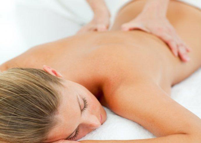60 perces relaxációs masszázs az Angel Face Szépségszalonban