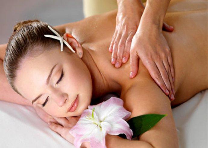 60 perces relaxációs testmasszázs az Angel Face Szépségszalonban
