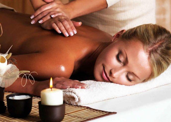 60 perces relaxációs testmasszázs