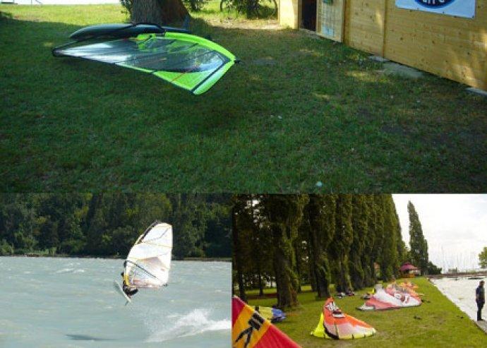 Szörf oktatás és szörf bérlés 4 órára