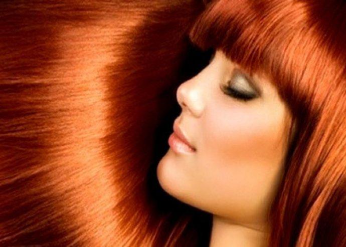 Hajfestés svájci luxus hajfestékkel és gépi hajstimuláció!