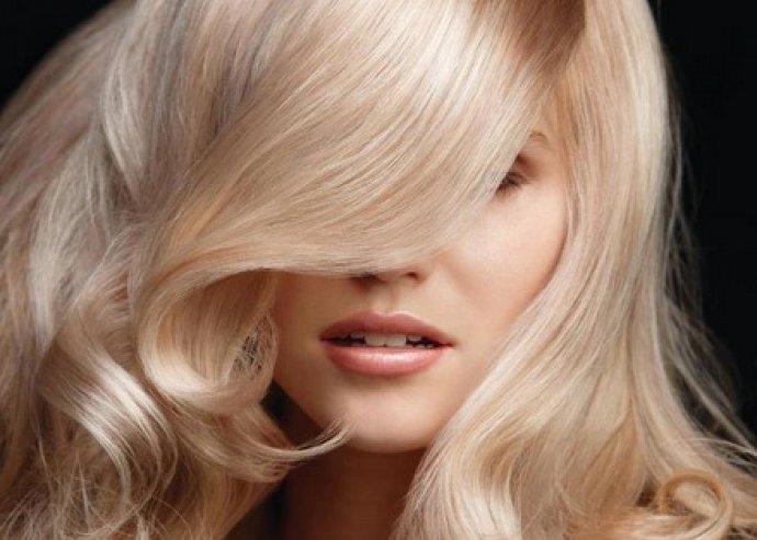 Hajszerkezet újjáépítő kezelés hajvágással + fejmasszázzsal
