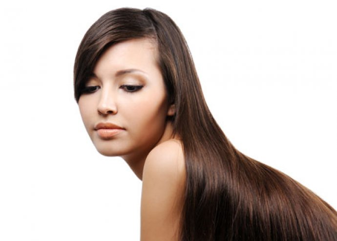 Hőillesztéses hajhosszabbítás európai hajjal, kristály keratinnal