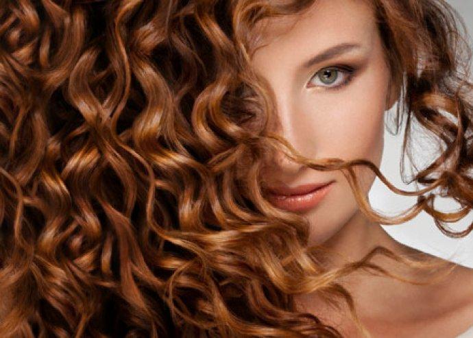 100 tincs hátközépig érő haj felrakása mikrolapkeratinnal