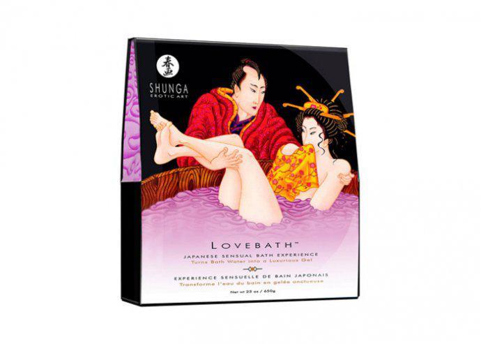 Love Bath Sensual Lotus 650g