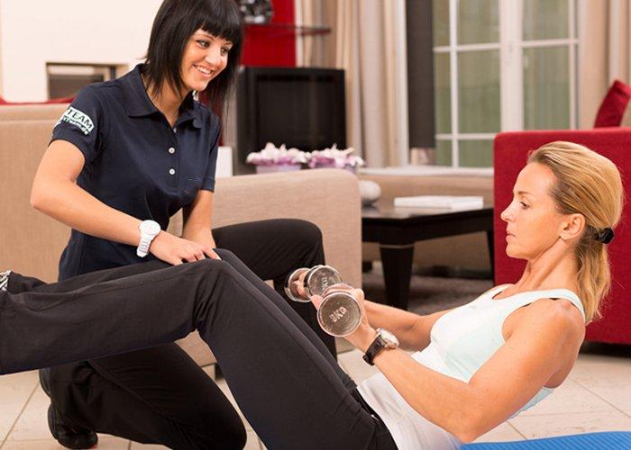 Személyi edzés otthonodban