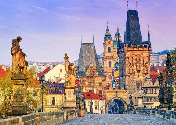Romantikázzatok kettesben, Prágában – 3 nap