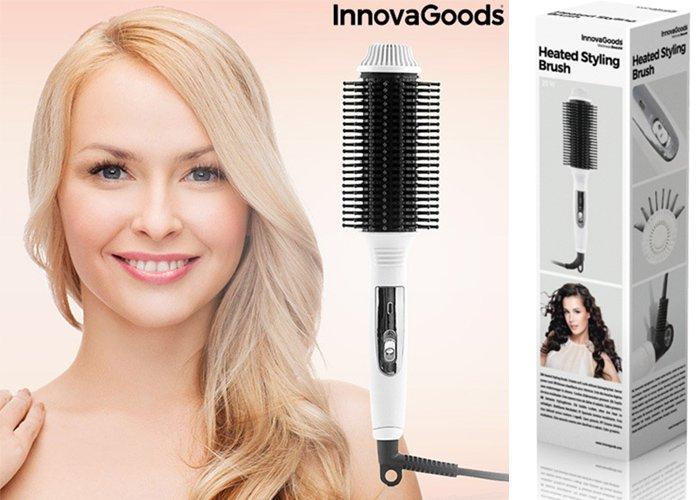 InnovaGoods Wellness Beauty elektromos hajformázó kefe