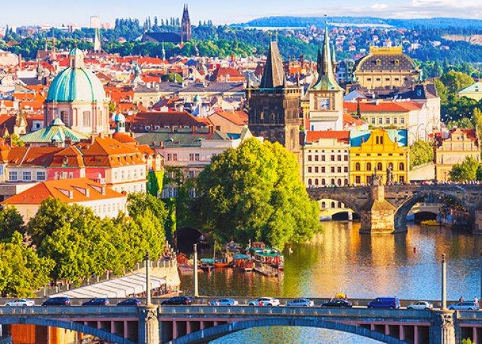 Húsvét a Prague Centre Superior***-ban 2 főnek