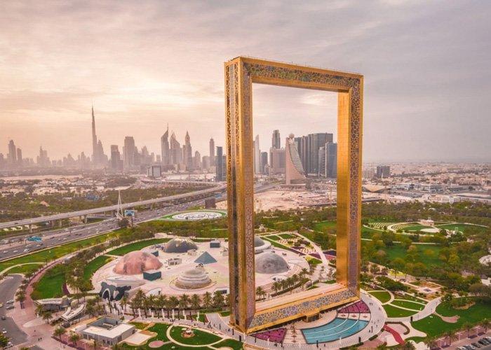 7 napos körutazás Dubajban