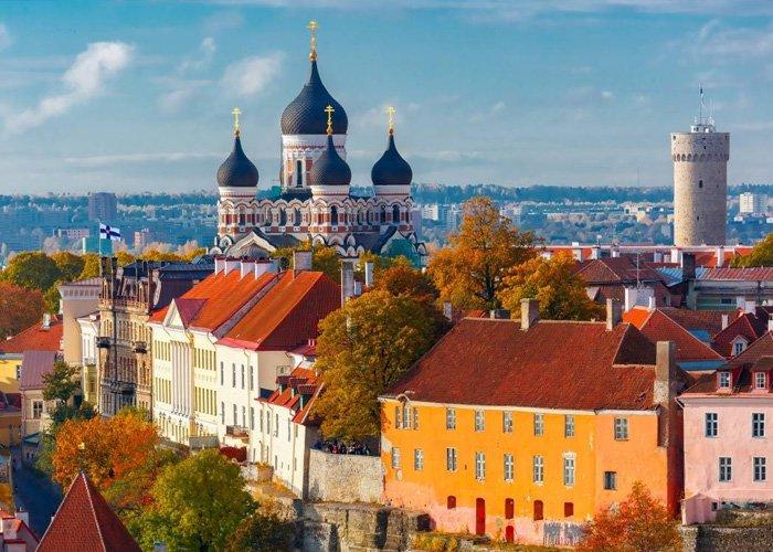 10 napos körutazás a Baltikumban, buszos utazással, reggelivel, idegenvezetéssel