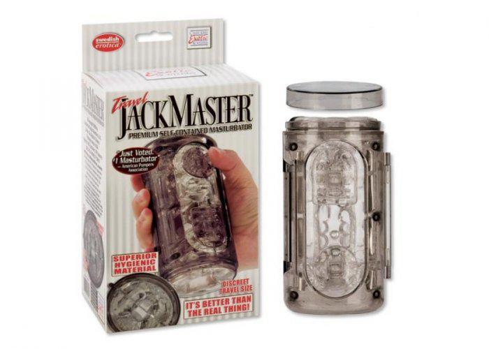 TRAVEL JACKMASTER - SMOKE