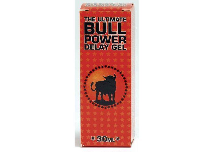 Bull Power Delay Gel (30ml) WEST (en/fr/es/it/pt/nl)