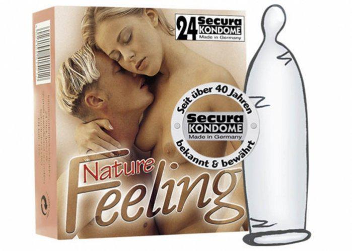 Secura condoms 24 pcs.
