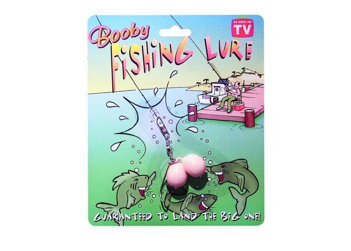 Vicces csali horgászoknak