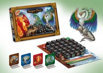 Sárkány sakk háromdimenziós játékélménnyel, mely a stratégiai gondolkodás mellett a térlátást is fejleszti