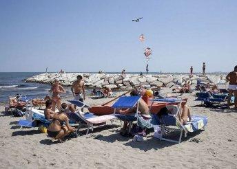 Olasz tengerparti kalandok! 7 nap 6 főnek luxus mobilházban, a Tenuta Primero-ban, Grado-n, egész nyáron