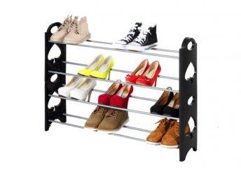 4 soros cipőtároló