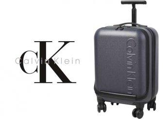 Exkluzív megjelenésű Calvin Klein bőrönd
