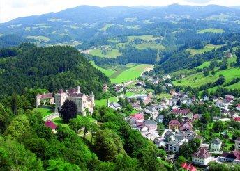 Pihenés 2 főnek Ausztria első Ökoszállodájában