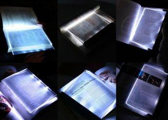 LED-es, energiatakarékos olvasólámpa