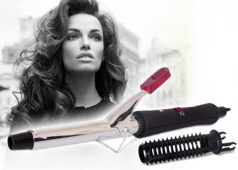 Venga hajsütővas az izgalmas frizurákért