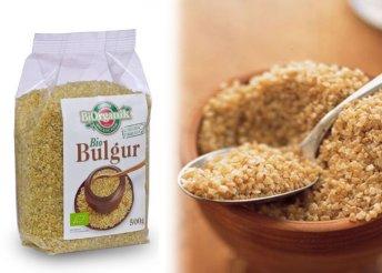 500 gramm Biorganik bio barna bulgur