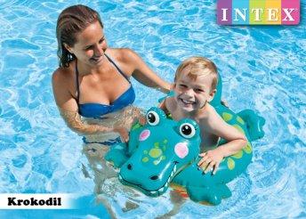 Állatos úszógumi gyerekeknek