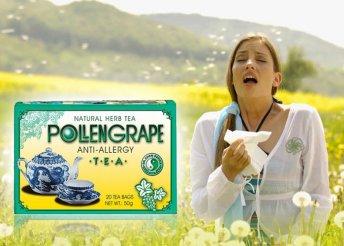 Dr. Chen Pollengrape tea allergiára 20 db