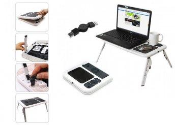 Laptop hűtő asztal