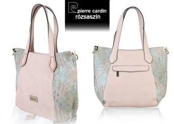 Pierre Cardin különleges, női bevásárlótáska