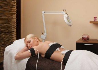 Lipolézer + nyomásterápia