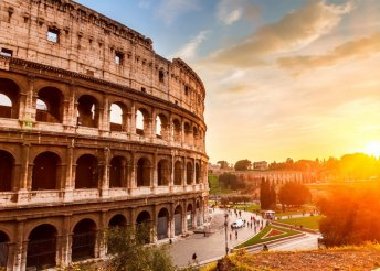 4 nap Rómában 2 főnek: szállás, repülőjegy