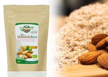 Biorganik 100% vegán mandulaliszt
