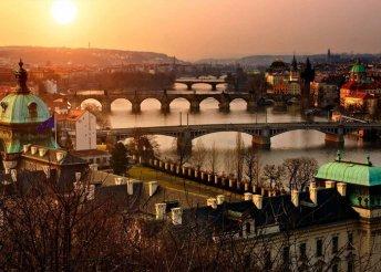 3 nap Prágában, a Hotel Seifertben 2 főnek