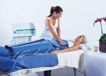 3 alkalom hőterápiás nyirokmasszázs